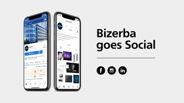 Social Media Channels of Bizerba