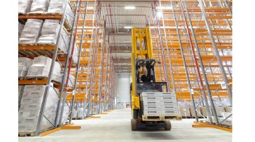 New warehouse for P+E in Bochum