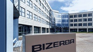 Bizerba company headquarters in Balingen, Germany