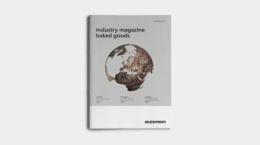 Industry magazine baked goods