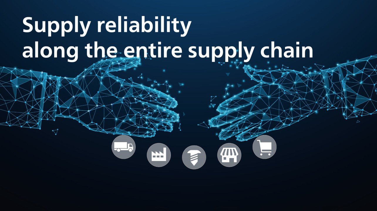 Supply Reliability Along the Entire Supply Chain