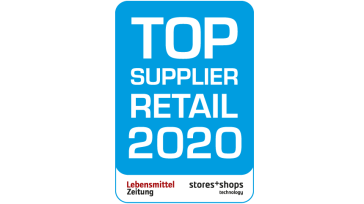 Bizerba Top Supplier Retail 2020