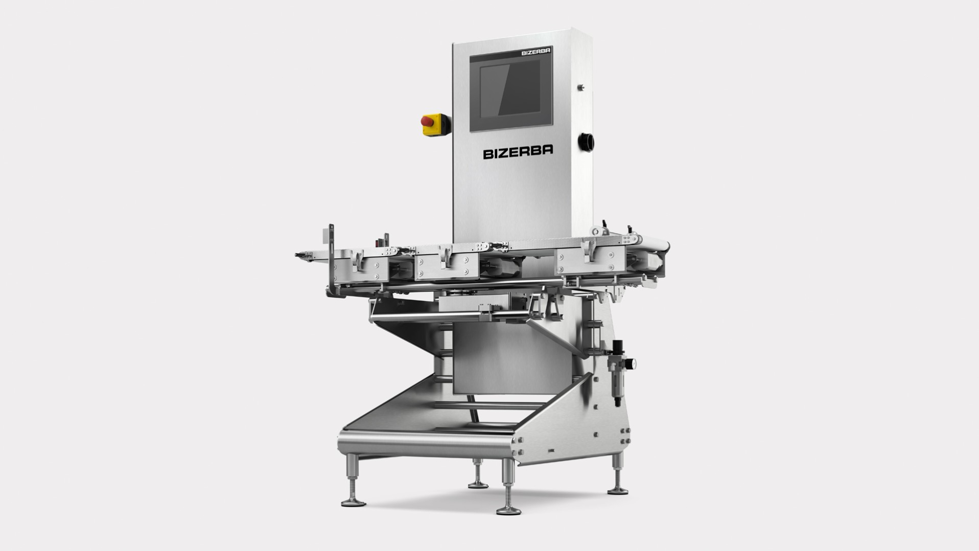 Checkweigher CWFmaxx 6000
