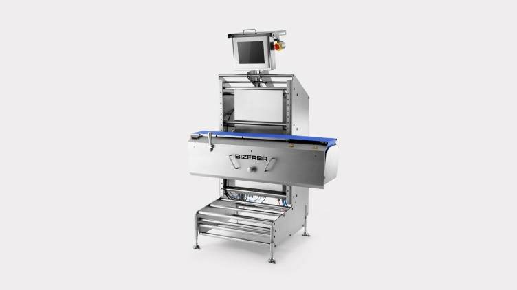 Checkweighers for unpackaged food
