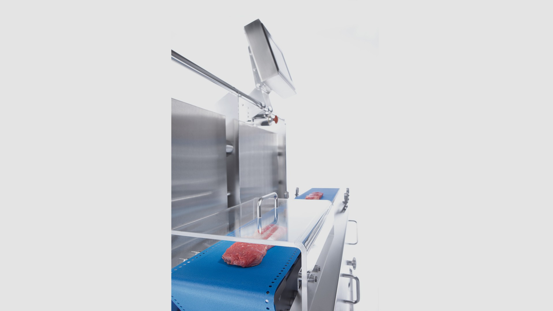 Checkweigher for unpackaged food: CWPmaxx