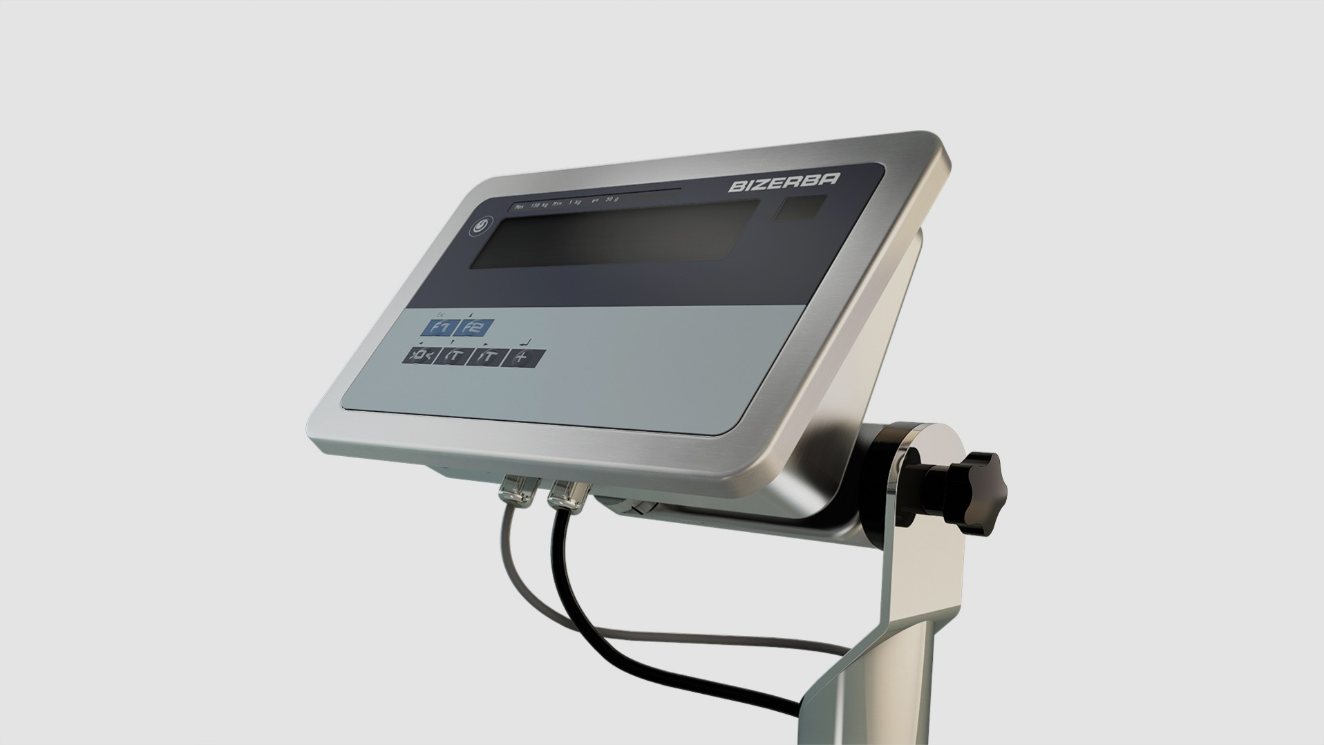 Hygienic scale iL Professional 50SPM/SP with terminal eS10
