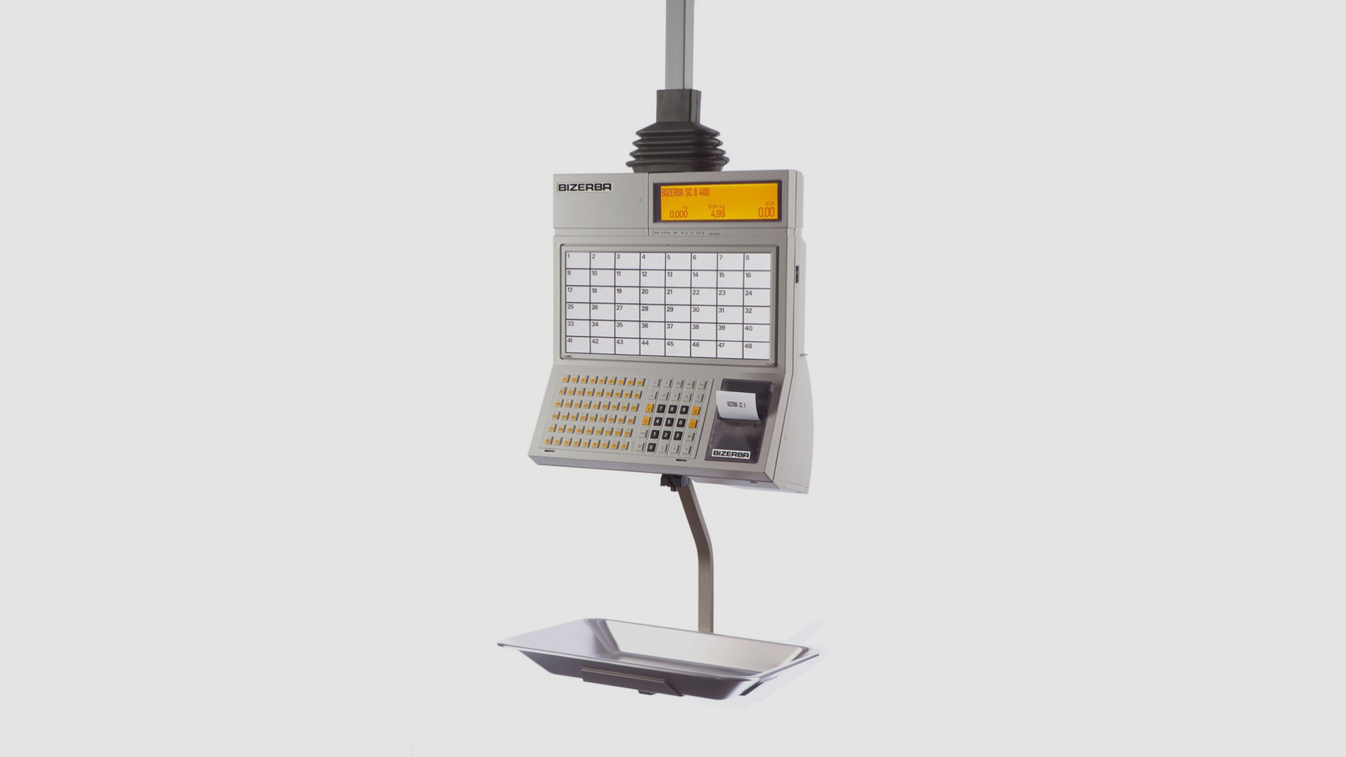 Hanging scale SC II 400 front view