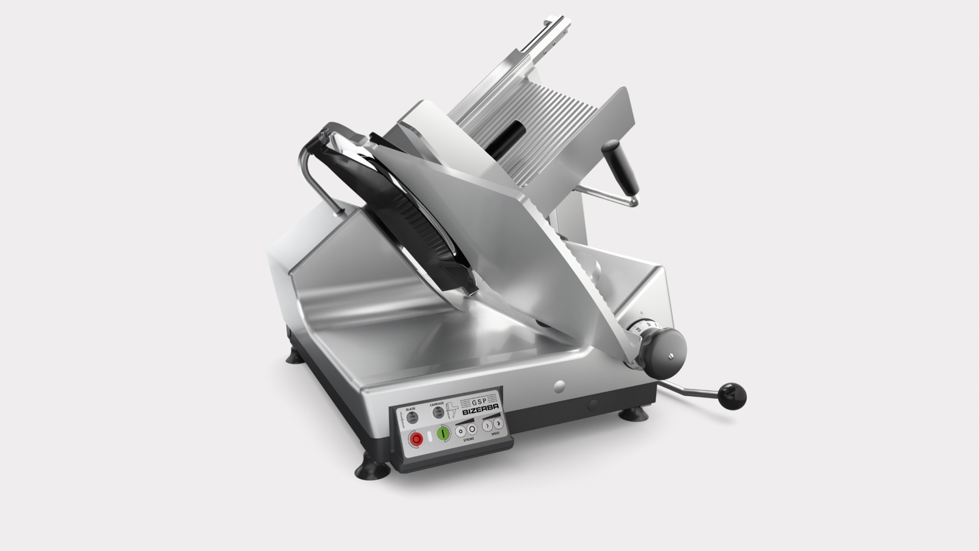 Automatic slicer GSP HD