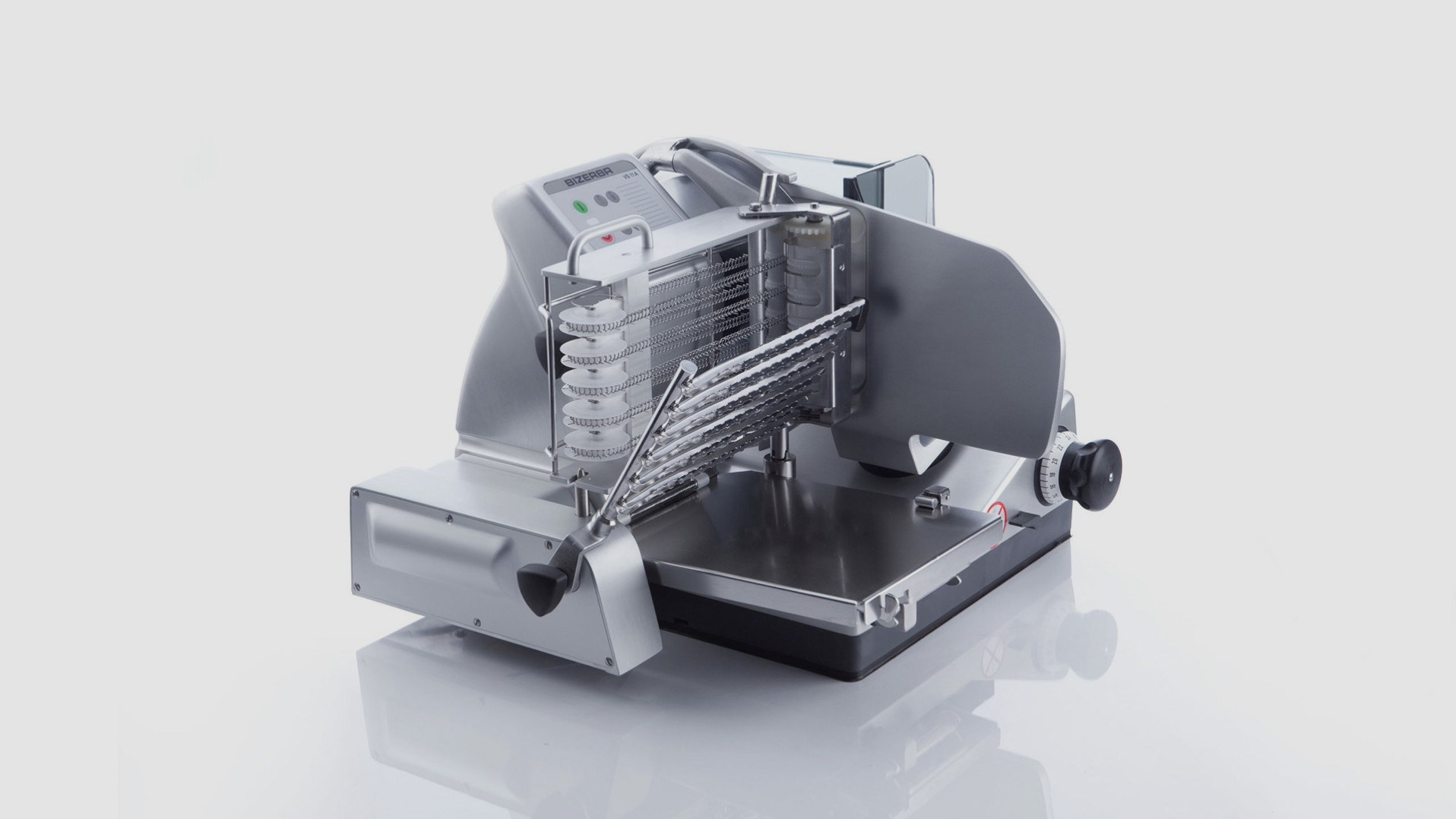 Automatic vertical slicer VS11 A