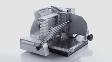 Automatic vertical slicers