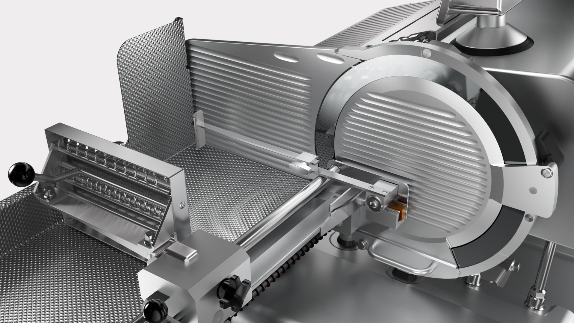 Automatic vertical slicer VSI