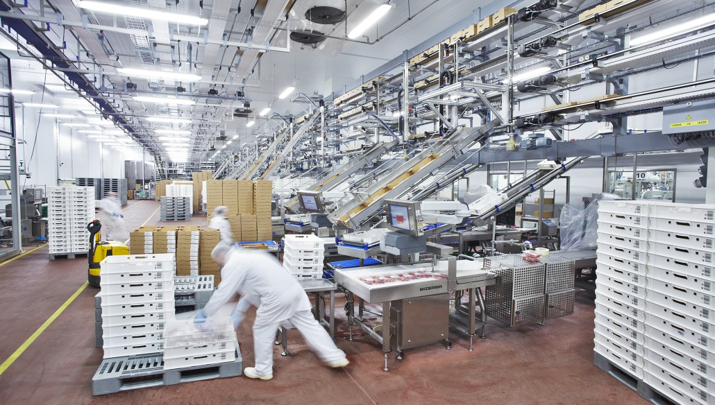 Industry 4.0 in the food industry